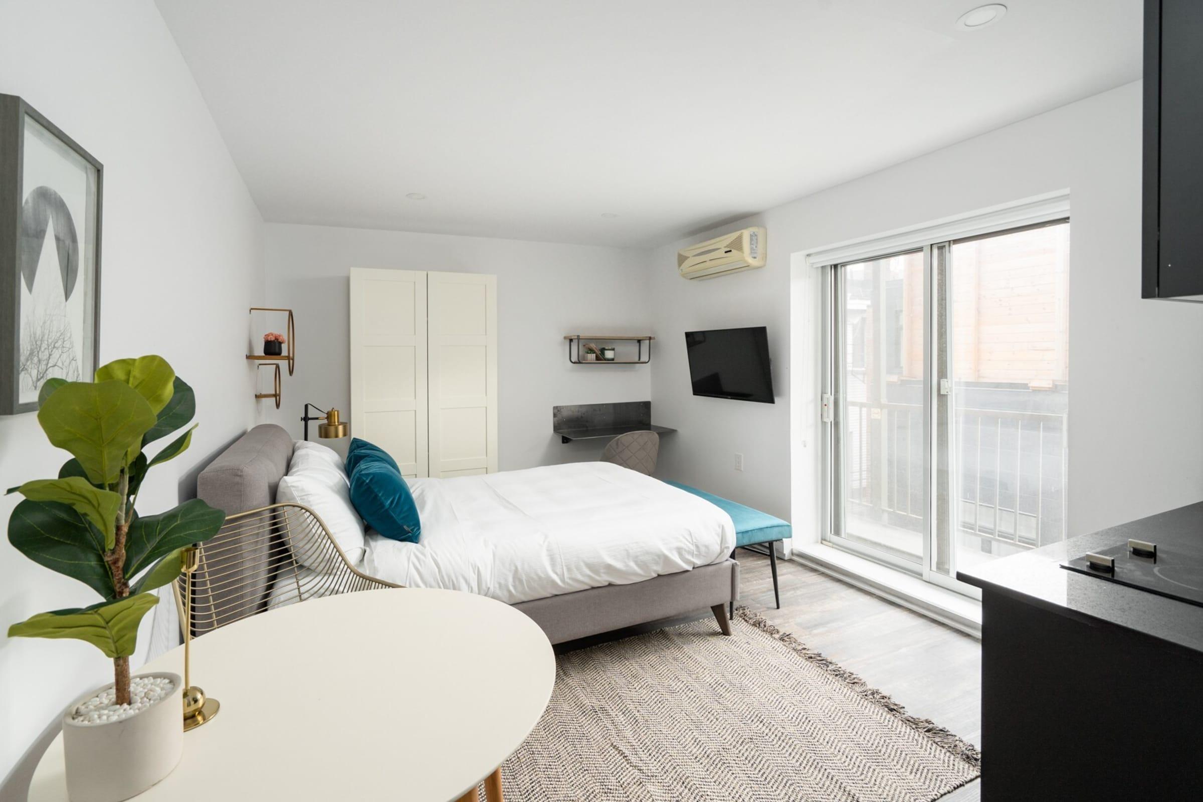Newly renovated 1 bedroom Studio